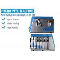 Buy cheap Facial Cleaning Hydro Microdermabrasion Machine , Skin Rejuvenation Machine Hydro Peeling from wholesalers