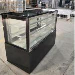 Buy cheap 860W 3 Tier 5ft Rectangular Bakery Display Fridge With Wheels from wholesalers