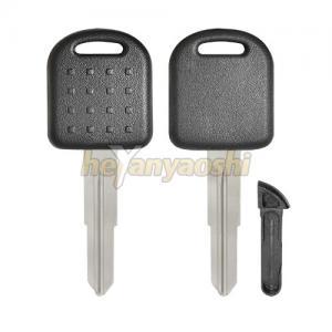 Buy cheap Silver Blade Auto Car Keys Transponder Suzuki Key Shell Plastic Brass Material product