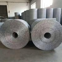 Buy cheap 3000m 1.2m Galvanized Hexagonal Wire Netting For Construction product