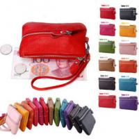 Buy cheap 091103 Leather purse Key holder bag purse Genuine Leather Wallet Coin Wallet from wholesalers