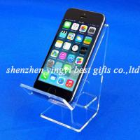 Buy cheap NEW design  cell phone display stand holder wholesale from wholesalers