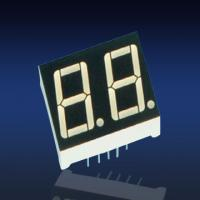 Buy cheap Standard led panel 7 segment display 0.56 digits height Red color from wholesalers