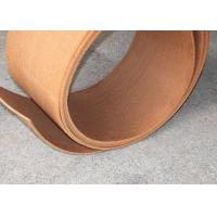 Buy cheap Glass Fiber Non Asbestos Brake Lining Can Be Cut Into Small Pieces from wholesalers