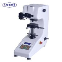 Buy cheap HV-1000 Micro Hardness tester with manual turret for Metal, Nonferrous metal and product