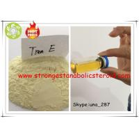 Buy cheap 99% Purity Parabolan Muscle Growth Yellow Steroids Trenbolone Enanthate Trenbolone Powder from wholesalers