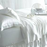Buy cheap pure silk bed sheets with high quality from wholesalers