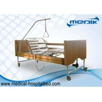 Buy cheap Customized Medical Home Care Beds Foldable Hospital Bed For Elderly from wholesalers