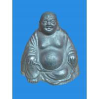 Buy cheap Varnishing / Etch / Polished Stainless Steel Metal Craft - Buddha Crafts Eco - Friendly from wholesalers