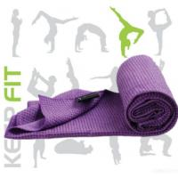Buy cheap Microfiber Skidless Yoga Towel from wholesalers