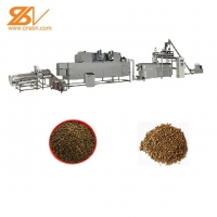 Buy cheap Small Animal Pet Catfish Shrimp Food Making Extruder Floating Fish Feed Pellet Machine from wholesalers