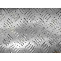 Buy cheap Decorative flooring / table / tank 3003 Checkered Aluminum Sheets Mill Finished Surface from wholesalers