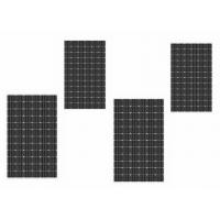 Buy cheap Residential Roof 260W Solar Panels Monocrystalline With Anti - Reflective Coating product
