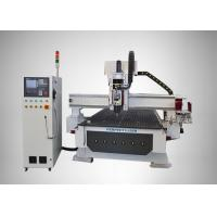 Buy cheap A Plate type CNC Router Machine Automatic Blades Changing System PEM -2030M from wholesalers