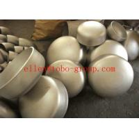 Buy cheap TOBO STEEL Group Stainless steel Cap A403 WP304 L / WP316 L / WP321 H / WP347  ASME B16.9 from wholesalers