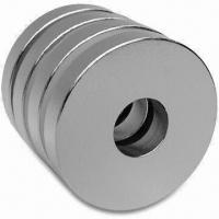 Buy cheap Permanent Magnet, Made of NdFeB with Ni Coating, Available in Various Shapes and Materials product