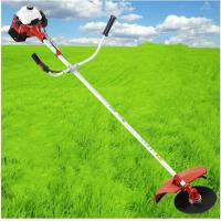 Buy cheap CE GS EMC EU Petrol Brush Cutter garden Grass Cutter WITH Low vibration AND Low noise from wholesalers