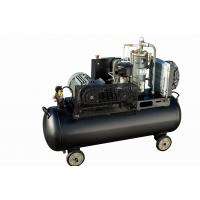 Buy cheap 7.5kw 10hp mini electric portable industrial air compressor oil with tank 230L from wholesalers