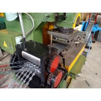 Buy cheap Industrial Razor Blade Wire Making Machine , Wire Netting Machine Rotational Speed 100 R/Min from wholesalers
