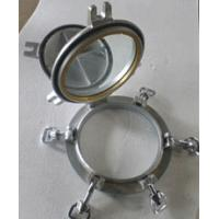 Buy cheap Marine Ships Portlights With Aluminum Frame Marine Porthole Windows from wholesalers