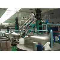 Buy cheap High Efficiency Liquid Detergent Making Machine Environmental Protection product