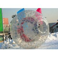 Buy cheap 2.2m 3.0m Dia Inflatable Outdoor Toys Fire Retardant Big Hamster Ball from wholesalers