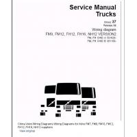 Buy cheap Volvo Wiring Diagrams Wiring diagrams for Volvo FM7, FM9, FM10, FM12, FH12, FH16, NH12 from wholesalers