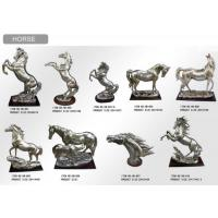 Buy cheap Horse Resin Resinic Polyresin Sculpture Statue Statuary Crafts Garden from wholesalers