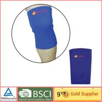 Buy cheap Blue Softly touch Sport Support / elastic Knee support for running from wholesalers