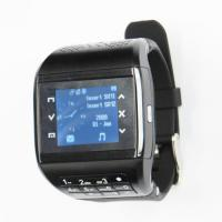 Buy cheap 2012 watch mobile phone MQ666A 3.2 megapixel HD camera GSM watch phone from wholesalers