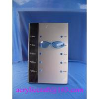 Buy cheap Acrylic Glasses Display Holder / Perspex Eyewear Stand /Plexiglass Sunglasses Display Rack from wholesalers