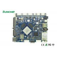 Buy cheap HDMI OUT Embedded System Board Durable For Dual Screen Digital Signage from wholesalers