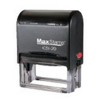 Buy cheap Max Self-inking Stamp from wholesalers