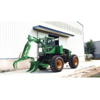 Buy cheap 7 Ton Sugar Can Grab Loader Farming Equipment With Cummins Engine Hydraulic from wholesalers