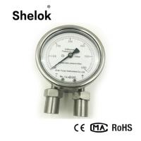 Buy cheap China High Quality With Good Price Manometer Oil Pressure Gauges product