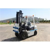 Buy cheap 2.5 Ton Rotating Fork Clamp Forklift Truck , Counterbalance Lift Truck 3m Height from wholesalers