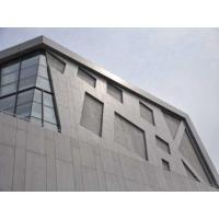 Buy cheap Fiber Cement Exterior Wall Cladding Boards Humidity Resistance Fireproof Waterproof from wholesalers