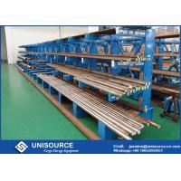 Buy cheap Structural Cantilever Storage Racks Double / Single Type For Lumber Industry from wholesalers