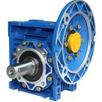 Buy cheap WormWheel Gearboxes | Worm Gear Reducer with output shaft from wholesalers