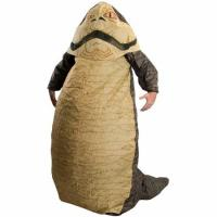 China Star Wars Inflatable Halloween Costumes , Jabba The Hutt Flatable Man Costume on sale