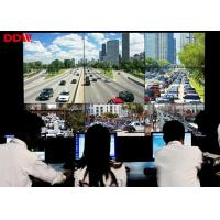 Buy cheap Anti Glare Control Room Displays Samsung 3x4 Video Wall 16M Color For Retail Center product