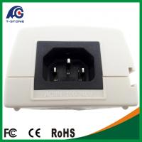 Buy cheap POE power supply adapter injector 48V 0.3A from wholesalers