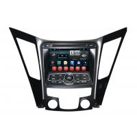 Buy cheap Dual Zone Sonata 2013 HYUNDAI DVD Player with Android 4.1 OS , 1024 x 600px Touch screen from wholesalers