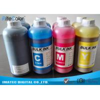Buy cheap DX4 Printheads Odorless Eco Solvent Inks Outdoor Signage Display Printing from wholesalers