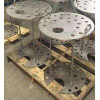 Buy cheap CNC milling planing turning machining Machined Turned fabrication Nuclear Power Strainer Baskets from wholesalers