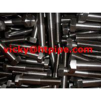 Buy cheap Duplex F53. F55. F51 stainless steel fasteners hex bolt and nut EN1.4507. 1.4501. 1.4462 from wholesalers
