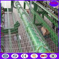 Buy cheap Low carbon iron wire material and chain link mesh type chain link wire mesh from wholesalers