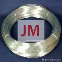 Buy cheap Custom Hot-Dipped Galvanized Iron Wire from wholesalers