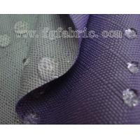 Buy cheap Waterproof Oxford fabric With PU FDY Polyester 420D Oxford Fabric OOF-025 product
