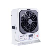 Buy cheap Portable Self Cleaning Ionizing air blower  Industrial Use Electronic Esd Control Static Eliminator Hot sale Online from wholesalers